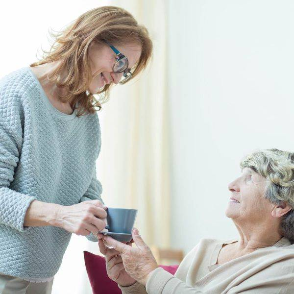 Vital Signs Monitor for caregiver