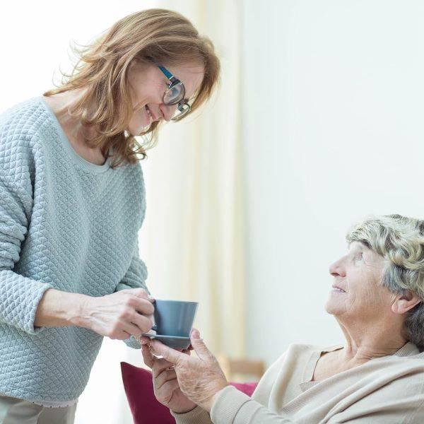 مراقبة العلامات الحيوية لمقدم الرعاية