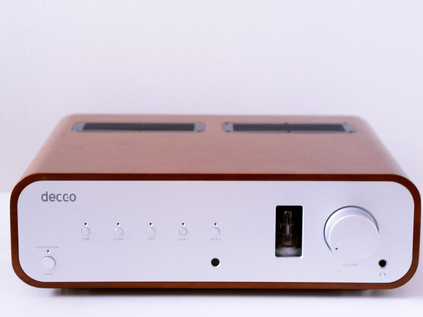 PEACHTREE AUDIO DECCO MODDED BY FACTORY