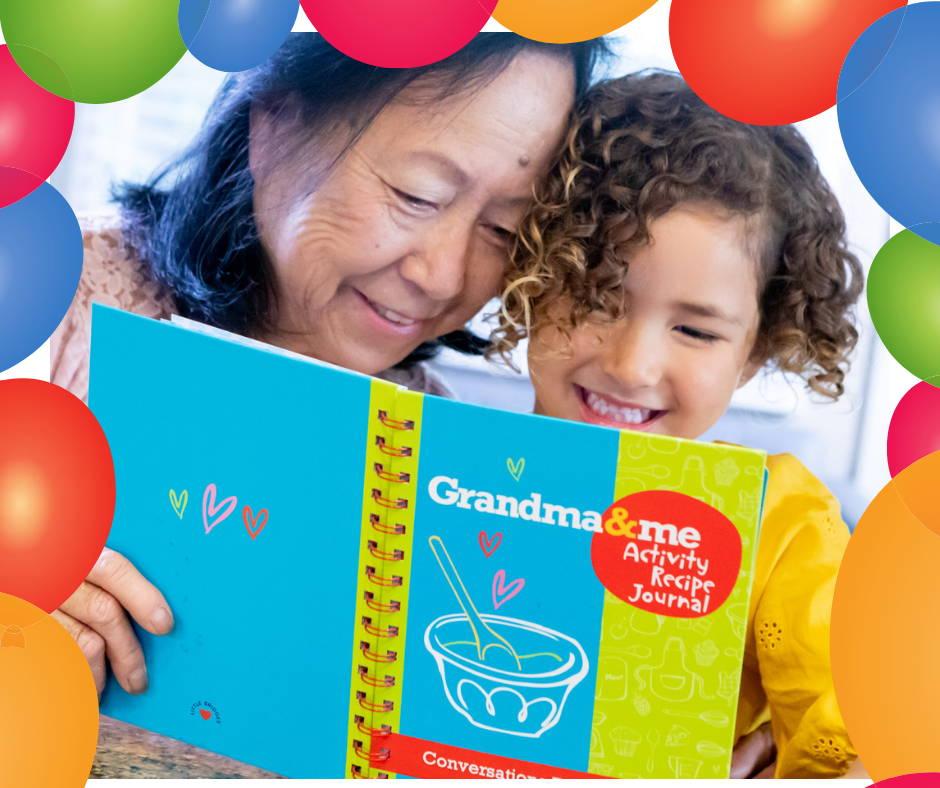 Grandma & Me: In the Kitchen Activity Kit