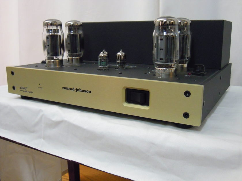 Conrad Johnson LP66S2 60WPC KT120 Stereo Tube Amplifier