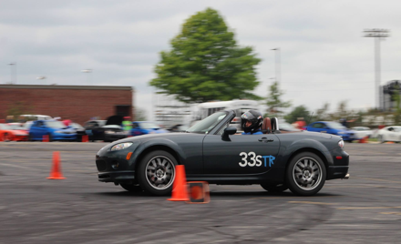 INR Autocross #5 and Autox Pursuit Special!