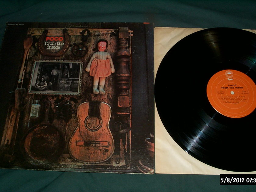 Poco - From The Inside LP NM