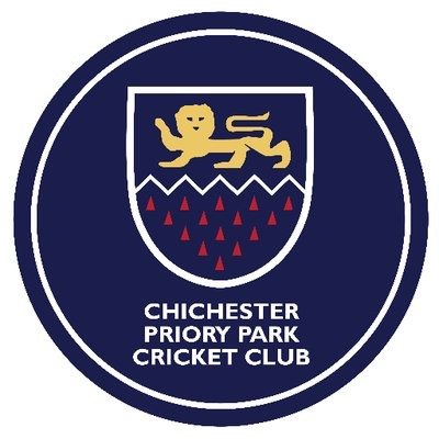 Chichester Priory Park Cricket Club Logo