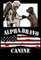 Alpha Bravo Canine logo