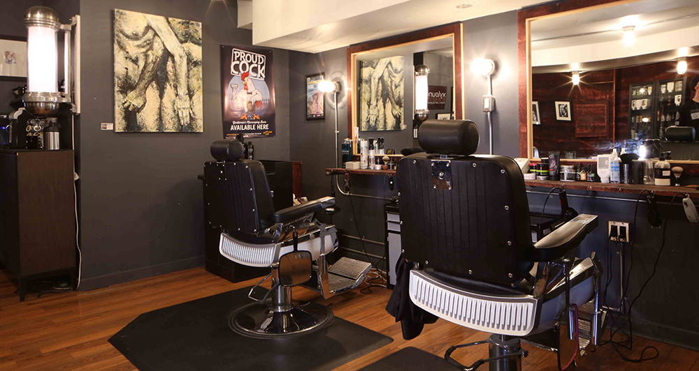 Best Barber Shop in Toronto at The Men's Room