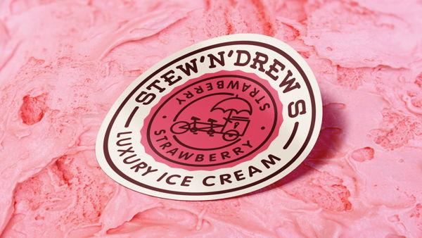 Stew N Drew's ICE CREAM