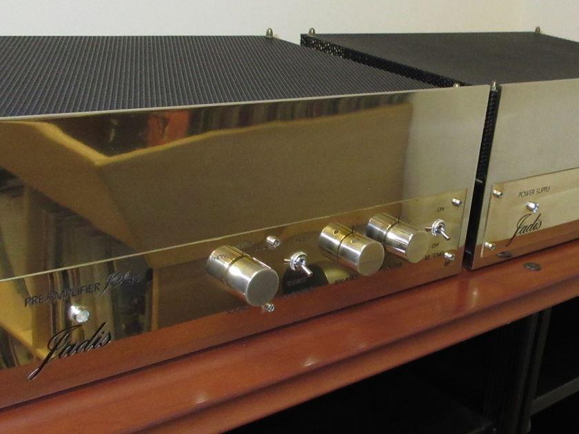 Jadis JP-80 Pre Amplifier