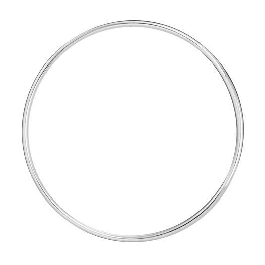 Минималистичный браслет Hoop