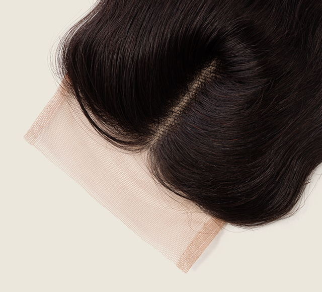 Body Wave Natural Black Closures Mayvenn