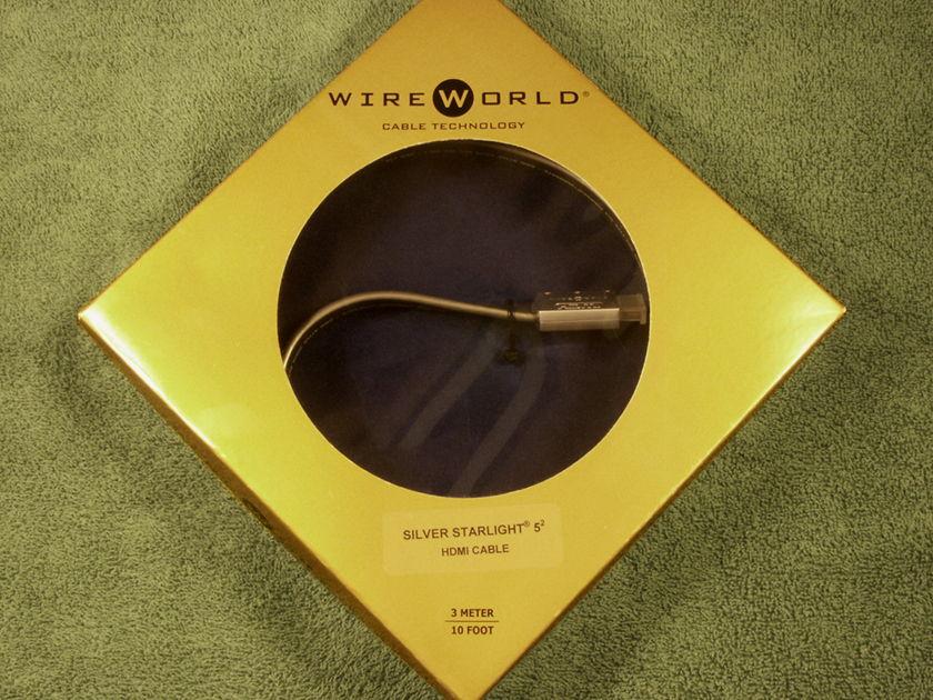 WireWorld /    Silver Starlight HDMI /   3.0-Meters