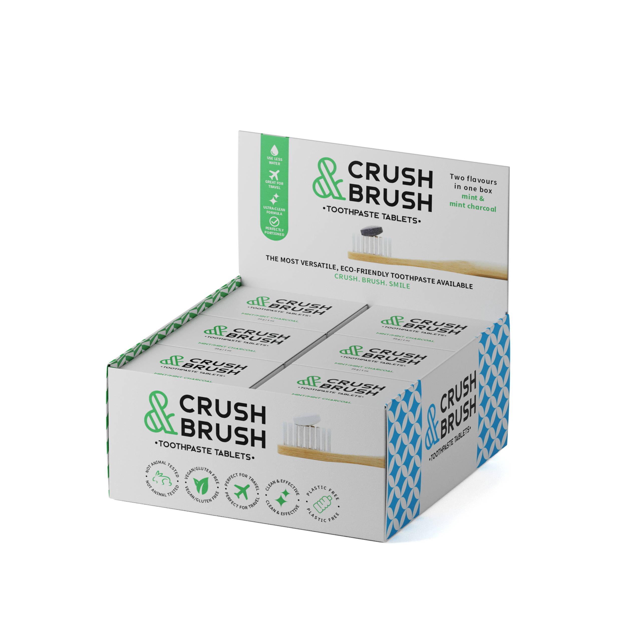 CRUSH & BRUSH – Nelson Naturals Inc