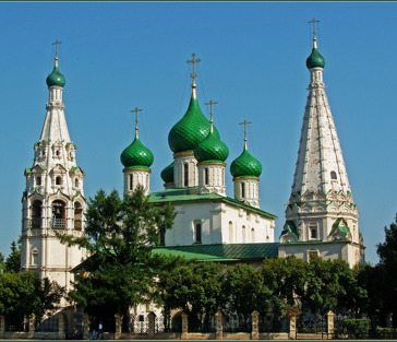 Индивидуальная экскурсия по Ярославлю