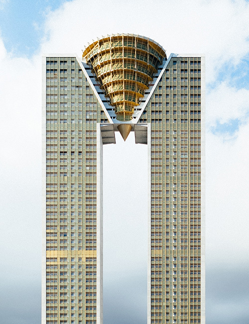 Hamburg - The year 2020 knows how to inspire with exciting architectural projects. Rotating skyscrapers or quarters with high living quality await residents.