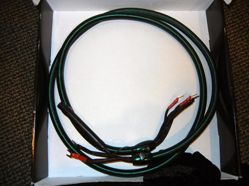 AudioQuest Pikes Peak 36V 8 ft Biwire Cable