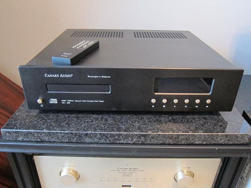 Canary Audio CD-200