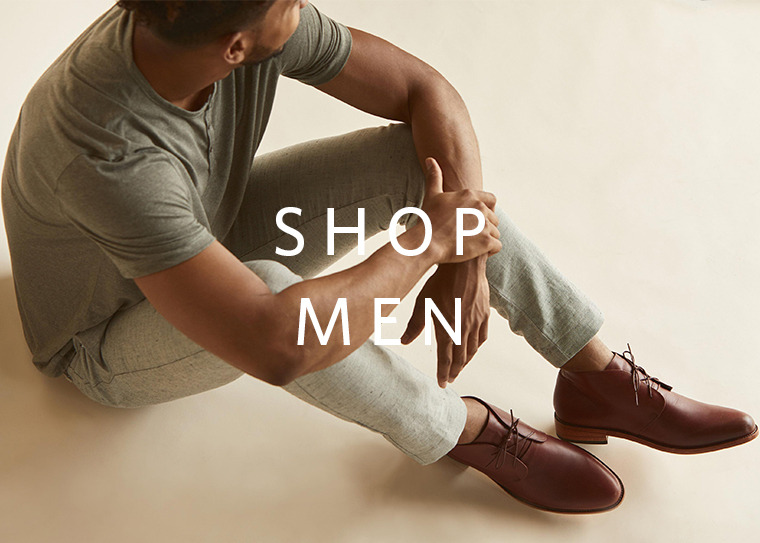 Shop Nisolo Men's Leather Shoes and Accessories