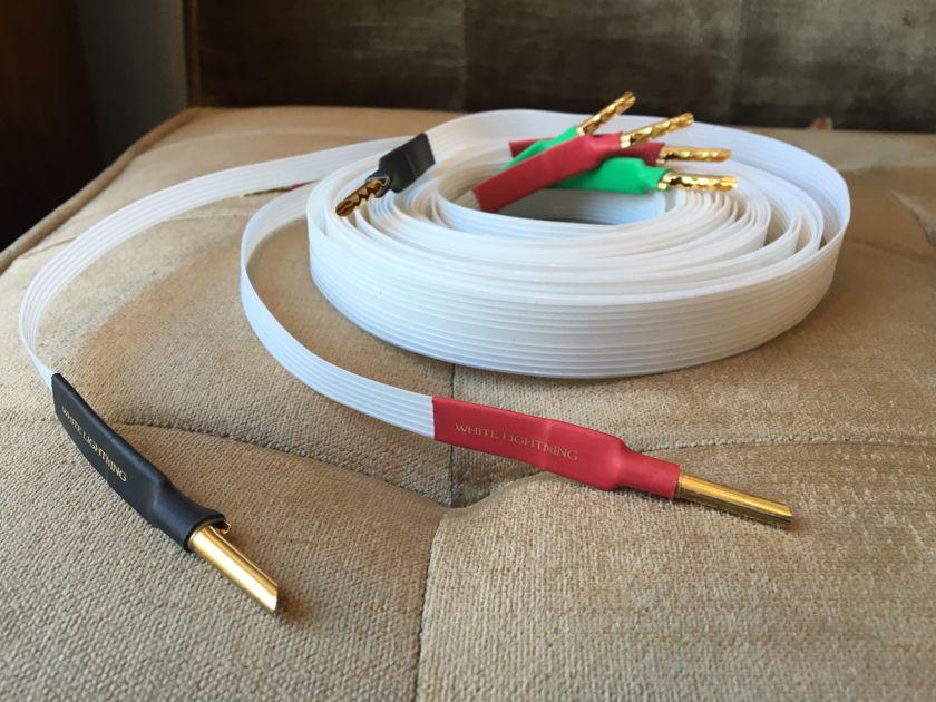 Nordost White Lightening Loudspeaker Cable (4m)