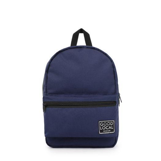 Детский рюкзак GOOD LOCAL Daypack O/Zip XS Navy/Black