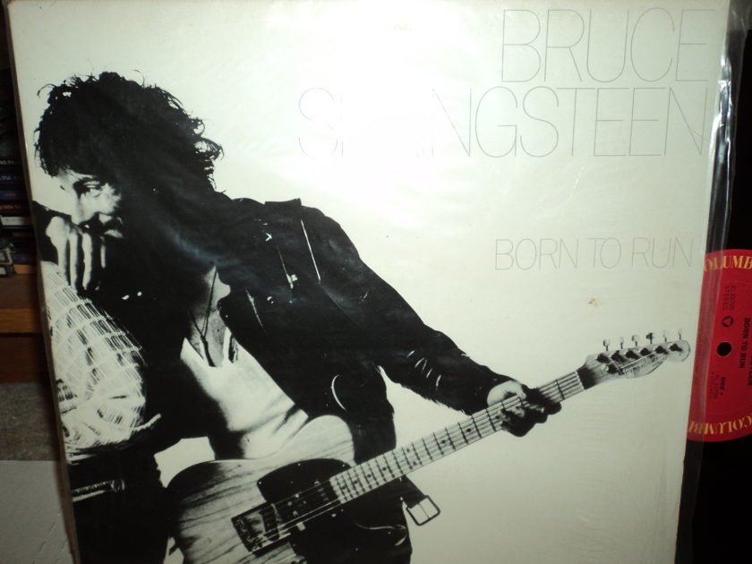 "Bruce Springsteen - ""Born to Run"" Gatefold original 1975 NM"