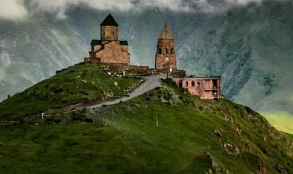 Казбеги-Ананури