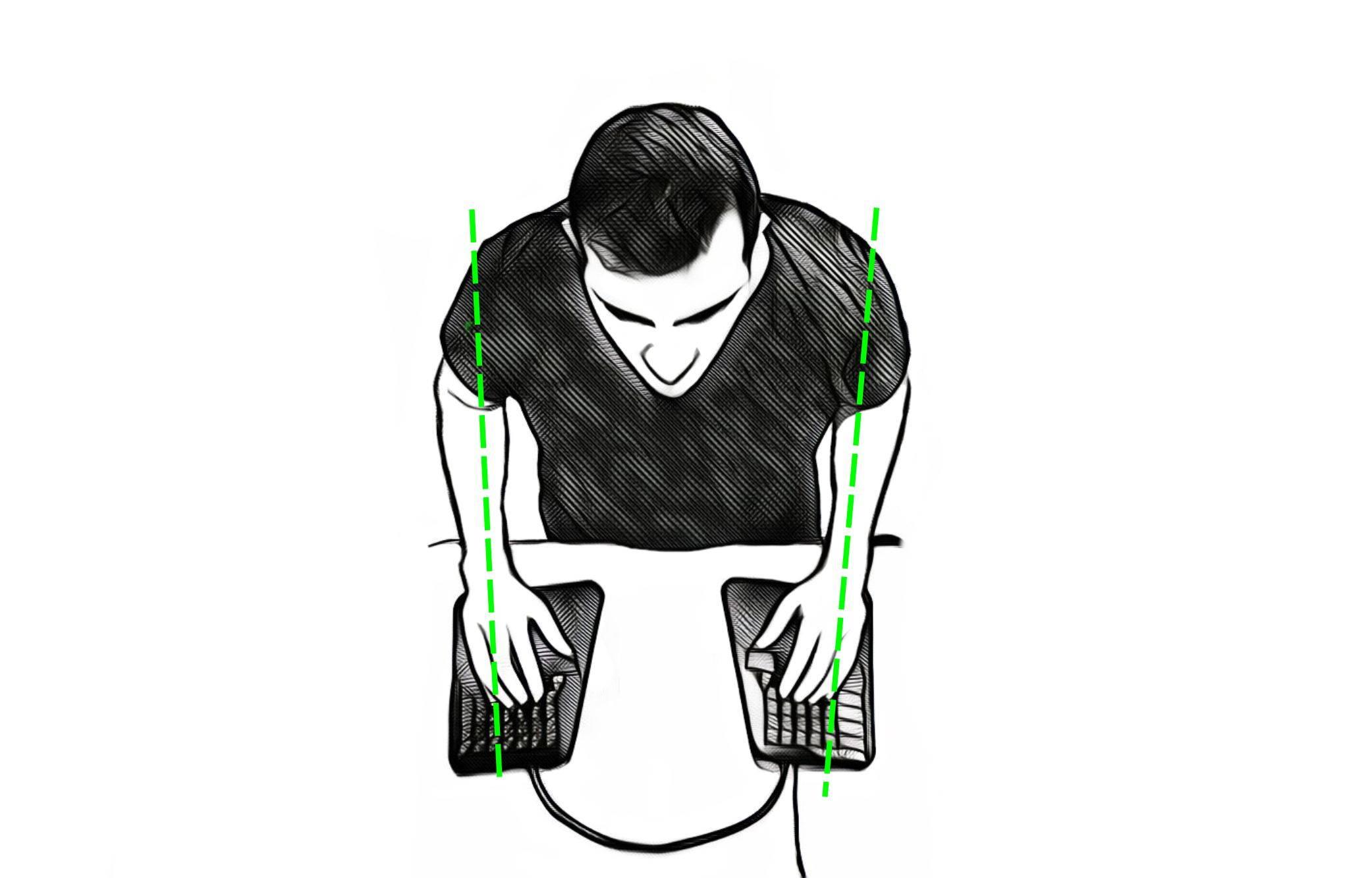 zergo freedom split posture