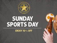 SPORTS SUNDAYS image