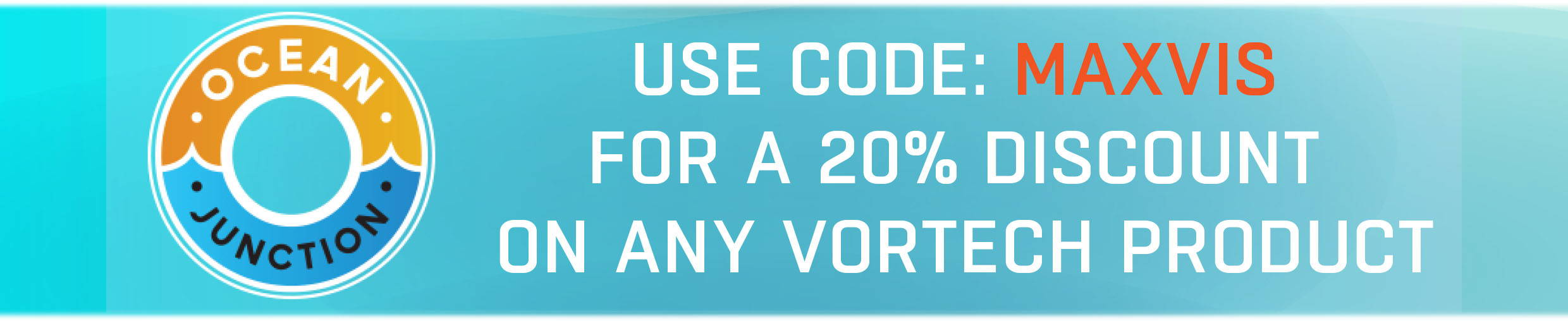 Discount & Promotional code for the Vorgee Vortech Range of swim goggles
