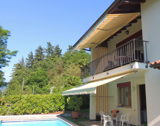 Ascona - Nice single family home with pool and views