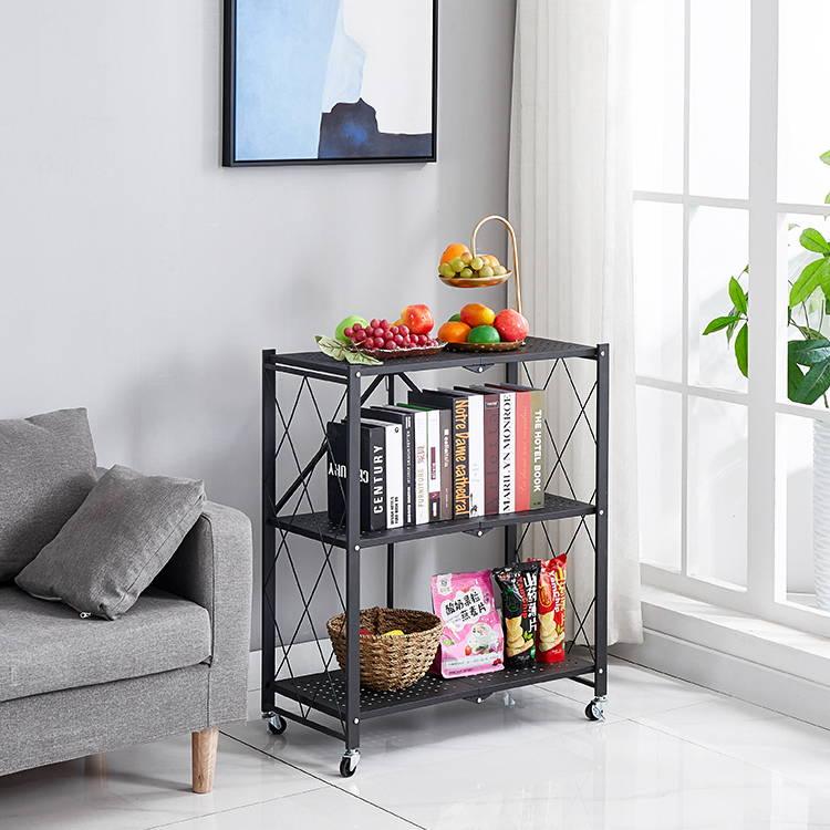 bookshelf, rolling rack