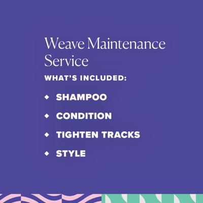 Weave Maintenance service