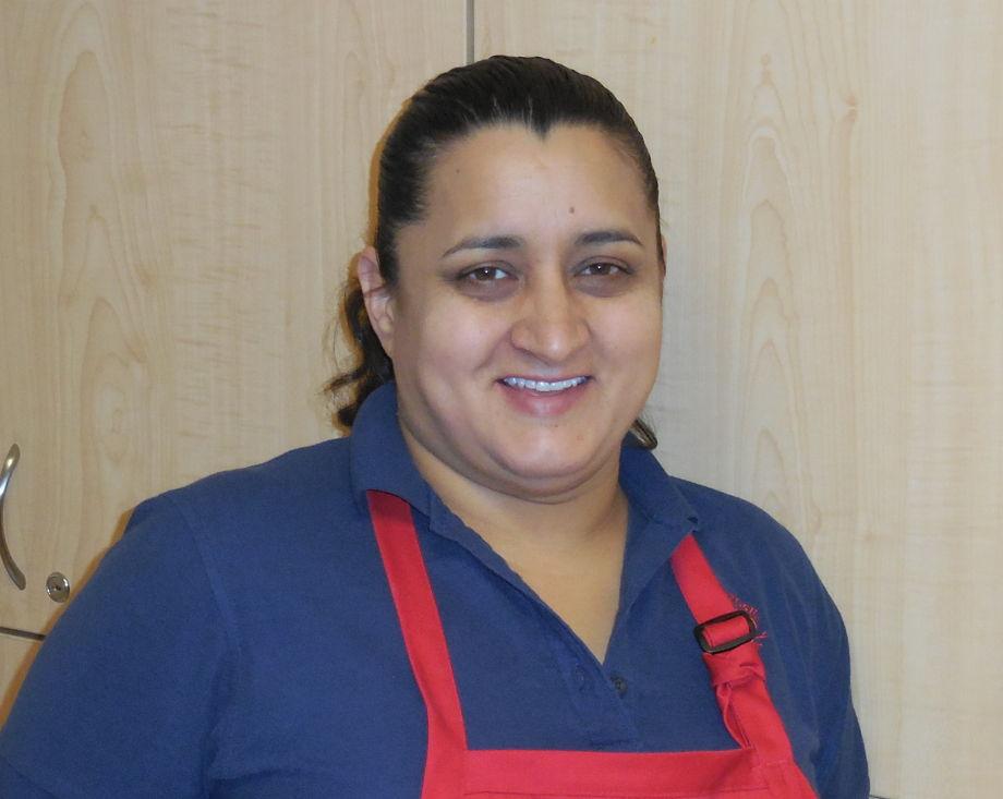 Ms. Yolanda , School Chef
