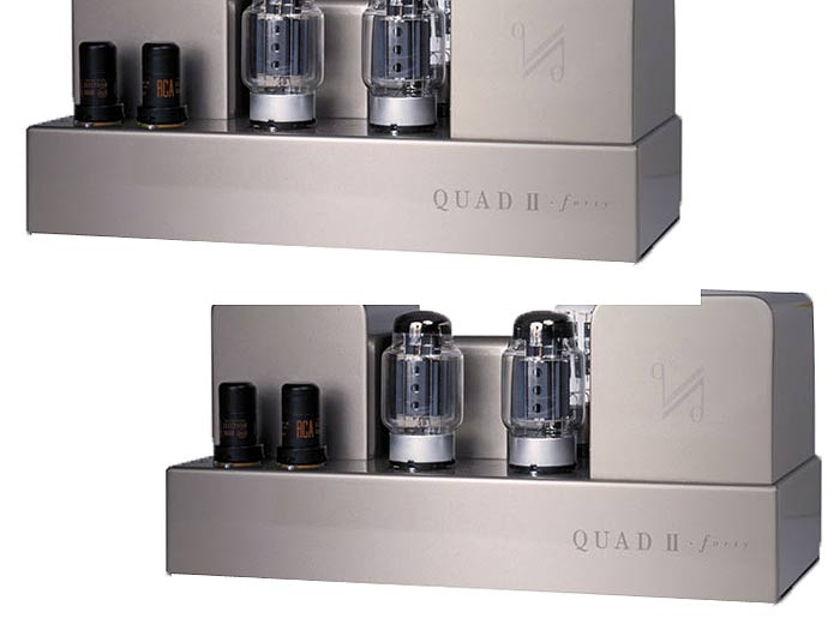 QUAD ★Model II-40 tube monoblocks★ new in the box!