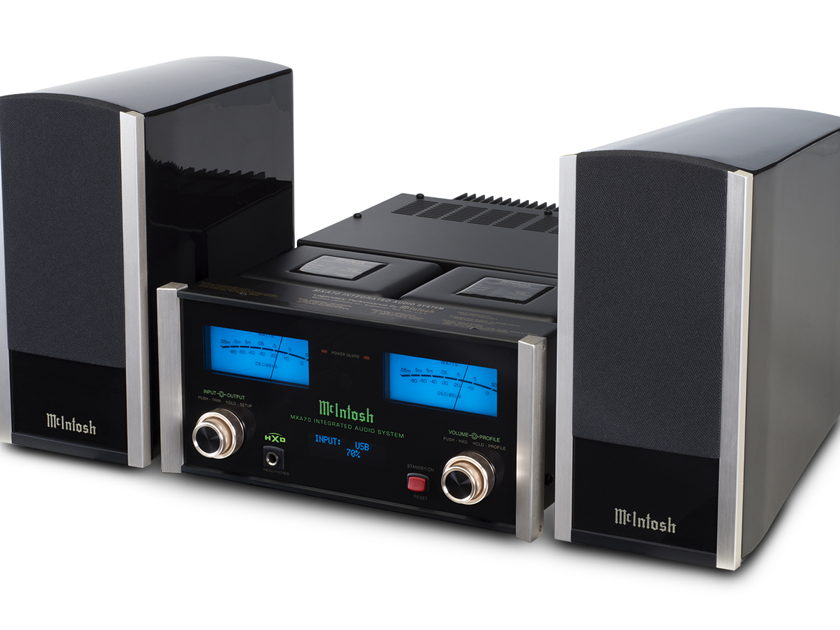 McIntosh MXA70 Integrated Audio System, excellent condition and reduced price!