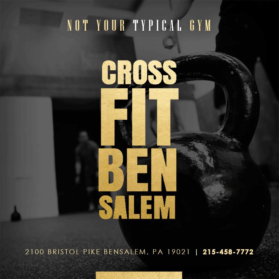 CrossFit Bensalem logo