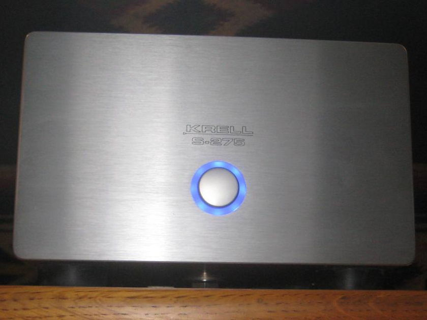 KRELL  S-275 POWER AMPLIFIER