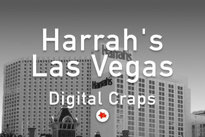 Digital Craps Table Unveiled at Harrah's in Las Vegas