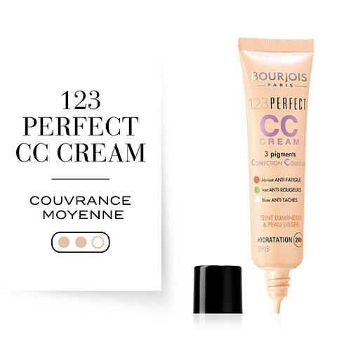 CC crème 123 perfect bourjois