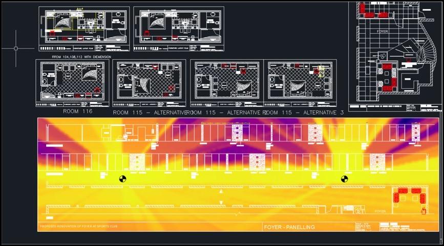 System heatmap