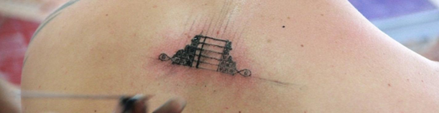Шаманская татуировка Сак Янт