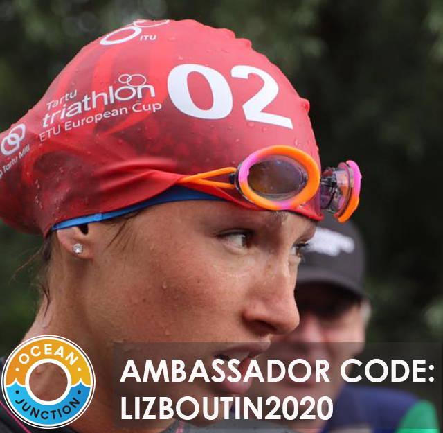 Elisabeth Boutin - triathlete ambassador code