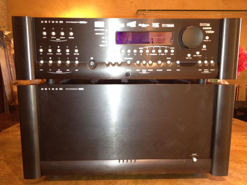 Athem Statement P5 5x325w Amplifier