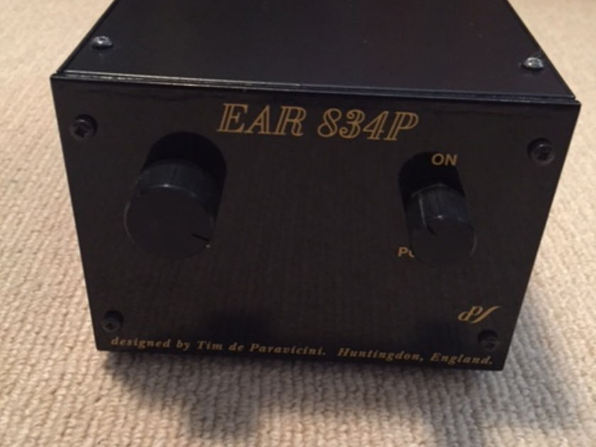 EAR  834P MM/MC Phono  Excellent condition