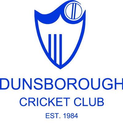 Dunsborough cricket club Logo
