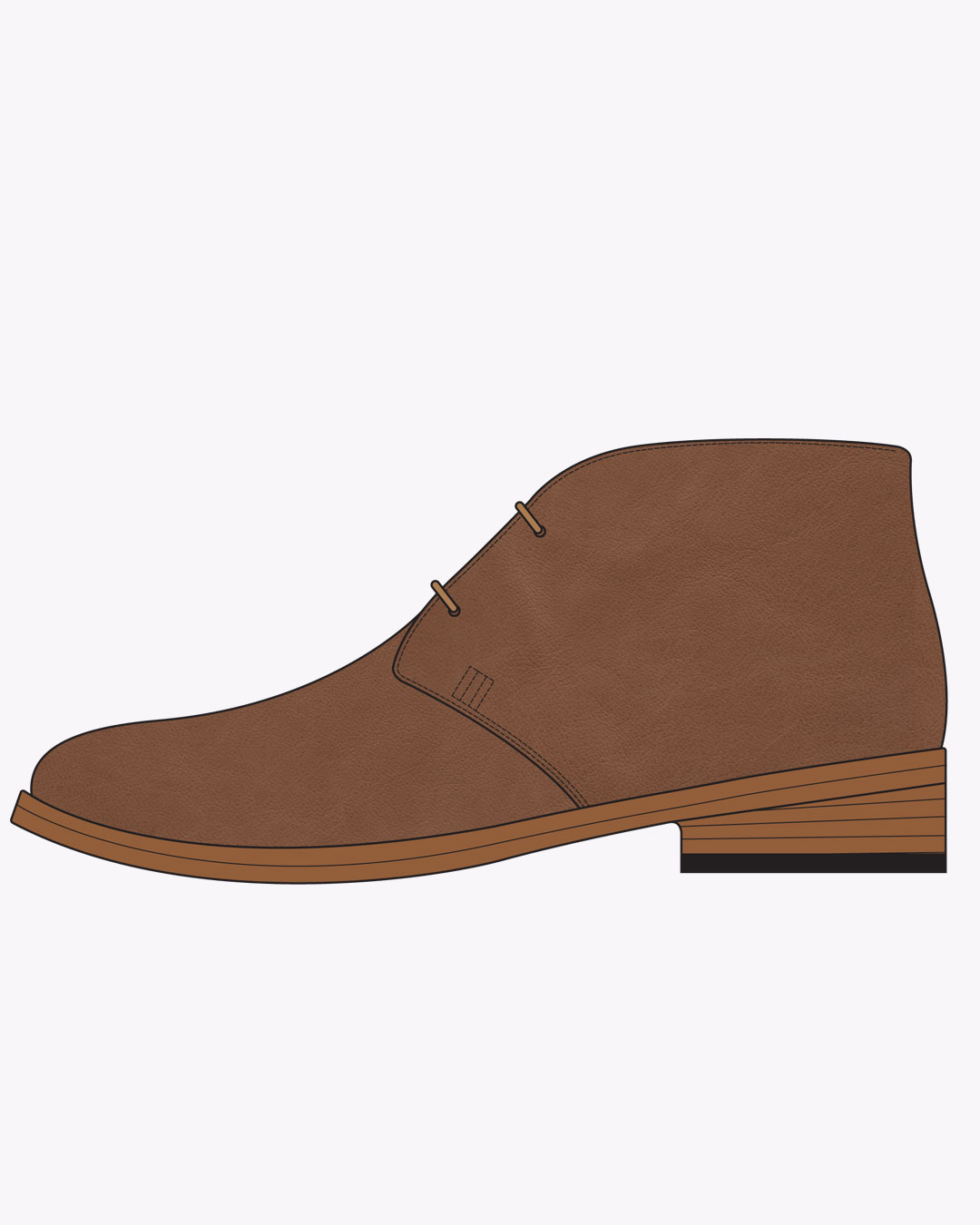 Nisolo Men's Chukka Boot