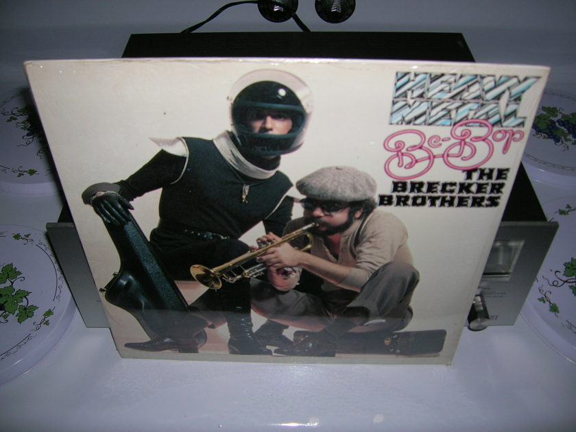The Brecker Brothers/Sealed/ - Heavy Metal Be-Bop/ 1978 Arista Records LP