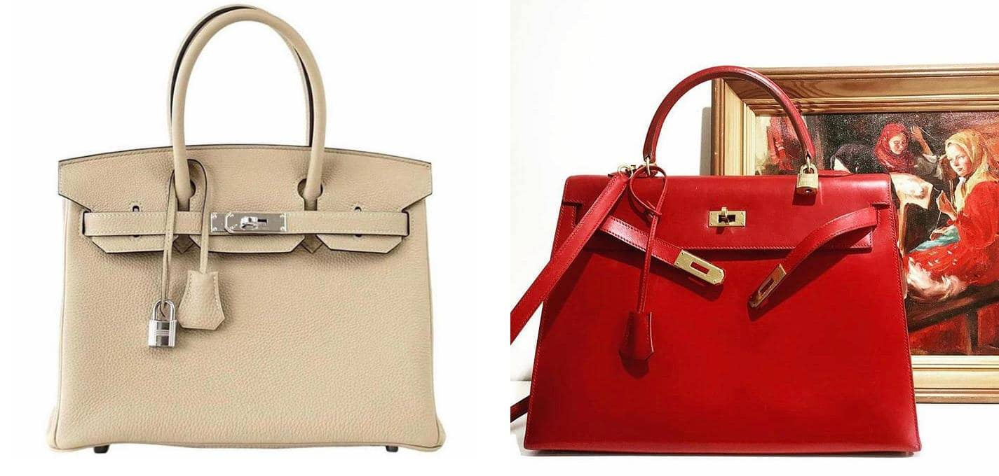 Hermes Birkin And Kelly The Ultimate