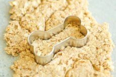 Banana Oatmeal Dog Treat Recipe
