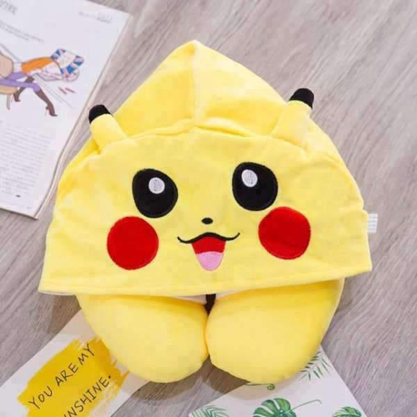 Pikachu coussin