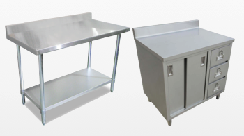 Commercial Worktables